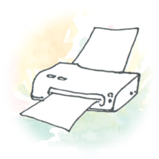 Dessins et outils à imprimer