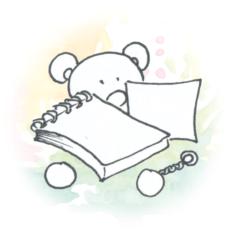 Cadeaux et Papeterie illustrés