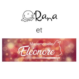Pour Mademoiselle Eléonore